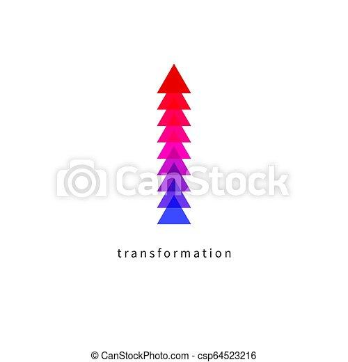 icon transformation, evolution, development