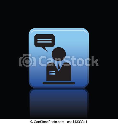 icon web - csp14333341