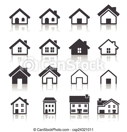 icona casa - csp24321011