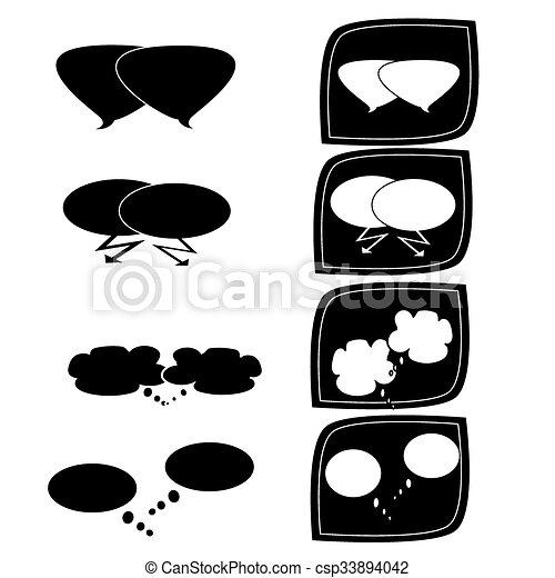 icone fotoricettore - csp33894042
