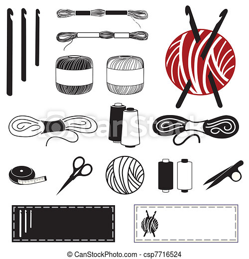 iconos croquet - csp7716524