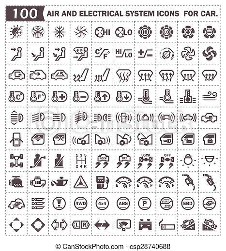 Icons - csp28740688