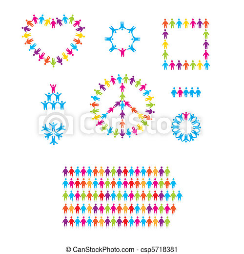 icons-people - csp5718381