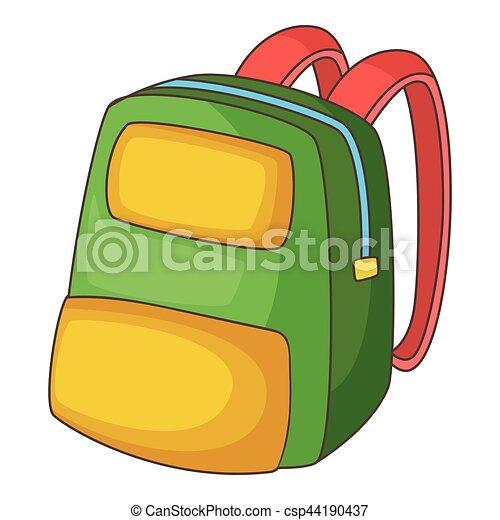 ic u00f4ne  sac  u00e0 dos  style  dessin anim u00e9 toile  sac  u00e0 dos tent clipart black and white tent clipart cute