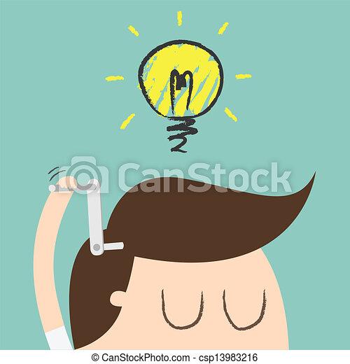 idées - csp13983216