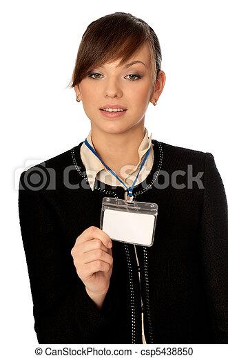 id card - csp5438850