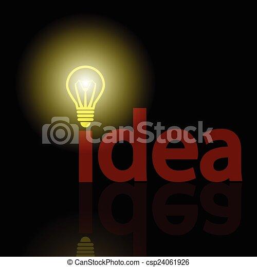 Idea - csp24061926