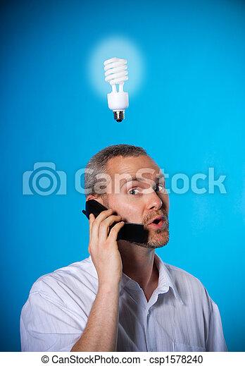 Die Idee - csp1578240