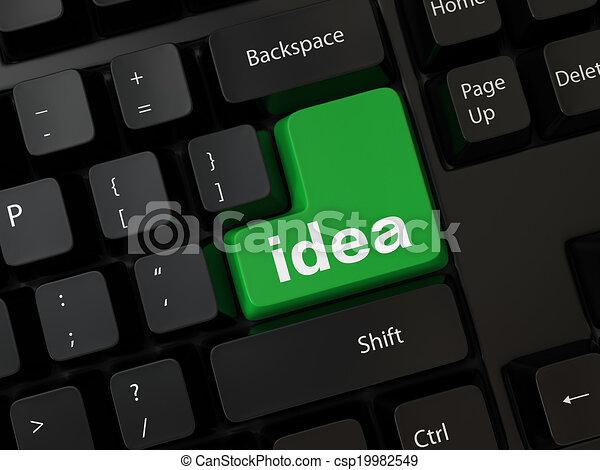 idee - csp19982549
