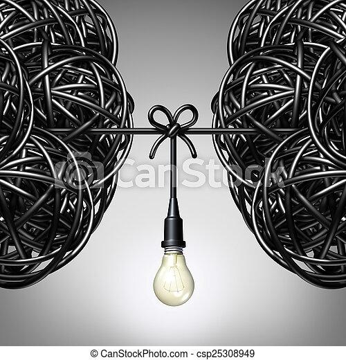 ideen, mannschaft - csp25308949