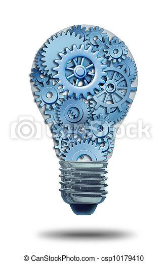 ideer, firma - csp10179410
