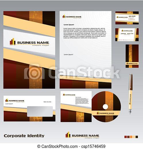 Identidad corporativa - csp15746459