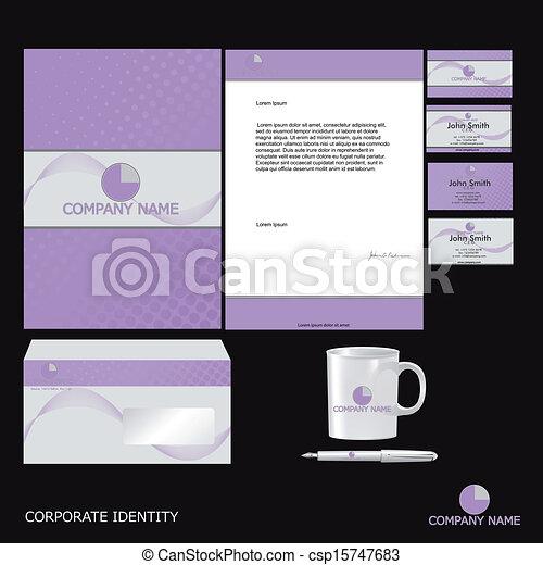 Identidad corporativa - csp15747683