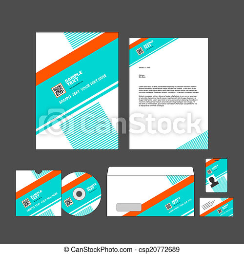 identidade incorporada, modelo - csp20772689