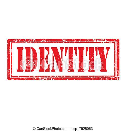 identity-stamp - csp17925063
