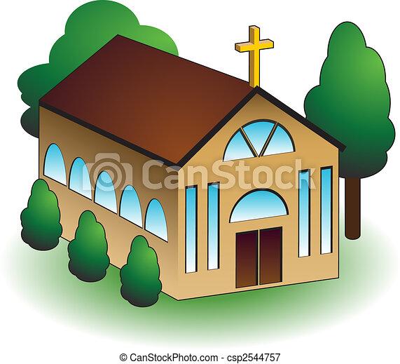 Iglesia - csp2544757