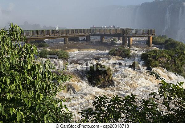 Iguacu Falls - csp20018718