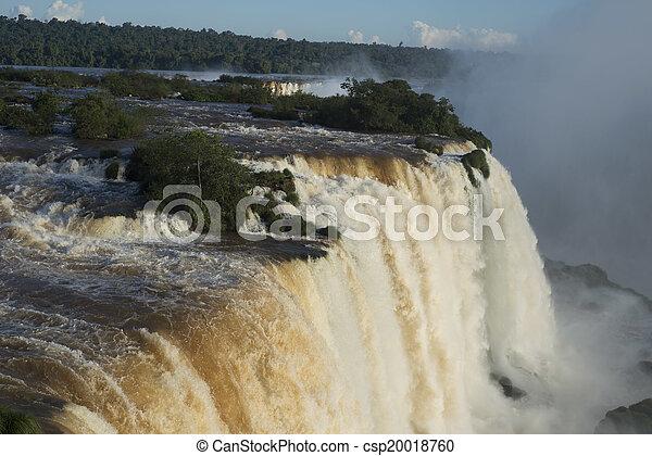 Iguacu Falls - csp20018760