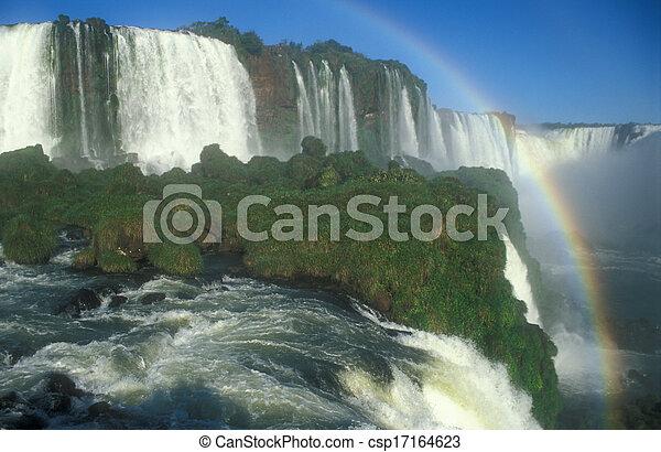 Iguacu Falls - csp17164623