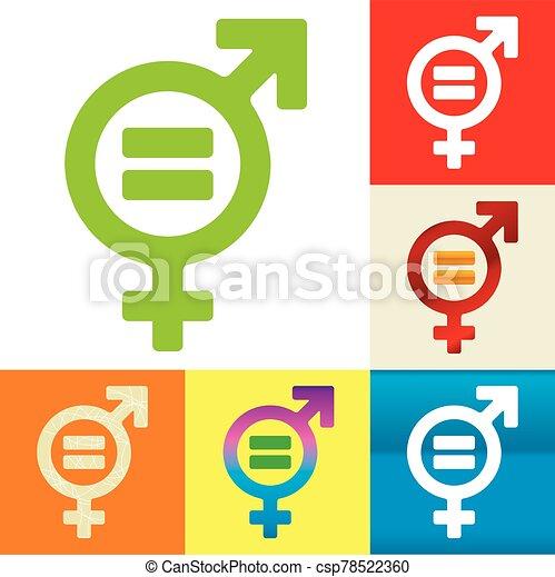 igualdad - csp78522360