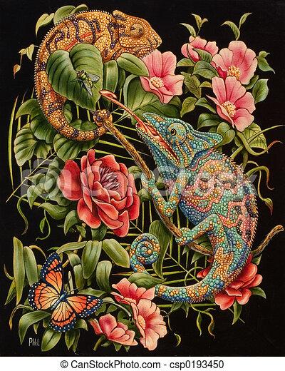 iguanas - csp0193450