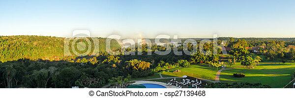 Iguassu Falls - Argentina - csp27139468