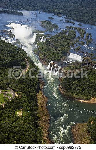Iguassu Falls - csp0992775