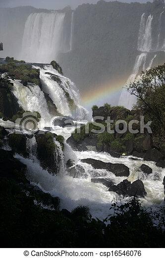 Iguazu Falls - csp16546076