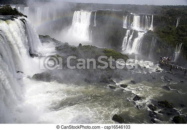 Iguazu Falls - csp16546103