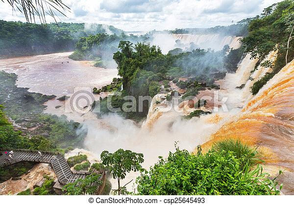 Iguazu - csp25645493