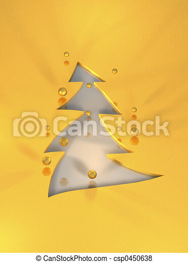 Xmas II de oro - csp0450638