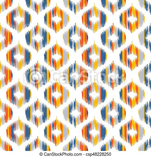 carpet pattern texture. Ikat Fabric Style, Rug Texture Pattern - Csp48228250 Carpet