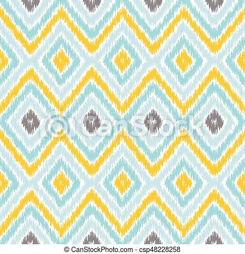 ikat fabric style rug texture pattern csp48228258 carpet27 texture