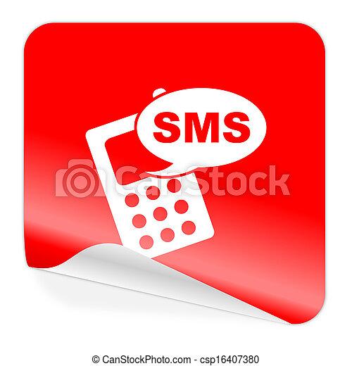 ikon, sms - csp16407380