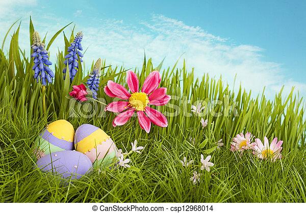 ikra, húsvét - csp12968014