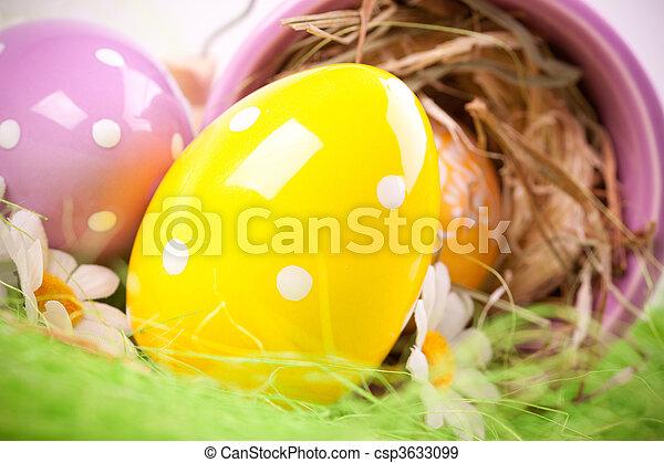 ikra, húsvét - csp3633099