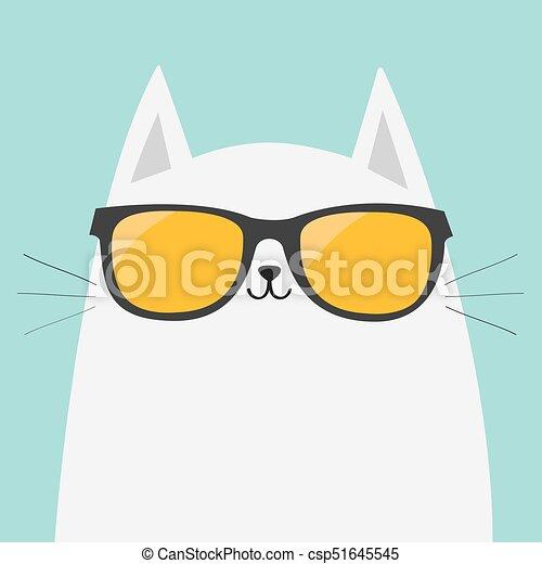 Driverder confezione di cartone animato simpatico gatto con