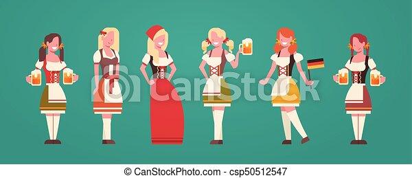 Il portare oktoberfest donna gruppo femmina tedesco for Casa tradizionale tedesca