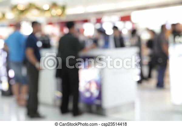 illeték, bolt, repülőtér, szabad - csp23514418