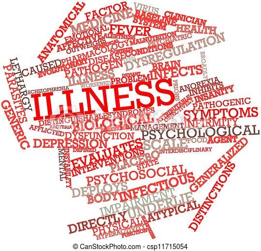 Illness - csp11715054