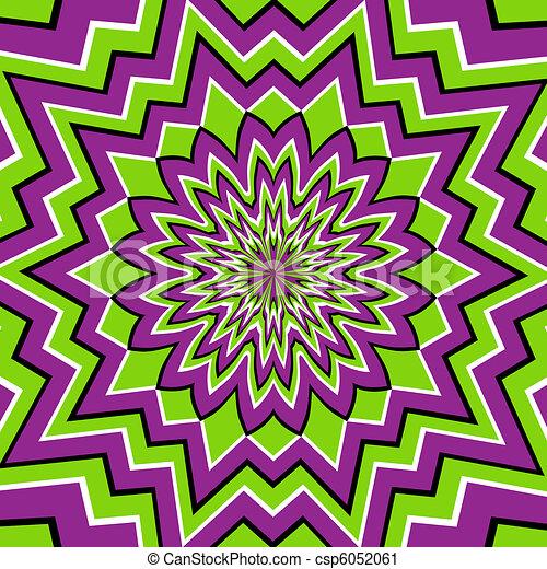 illusion optique - csp6052061