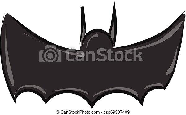 Illustration Cor Batman Imagem Simbolo Vetorial Ou