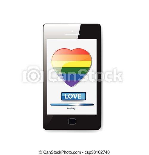 Gay mobile clip