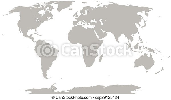 Illustration graphic vector world map grey for different vector illustration graphic vector world map grey gumiabroncs Gallery