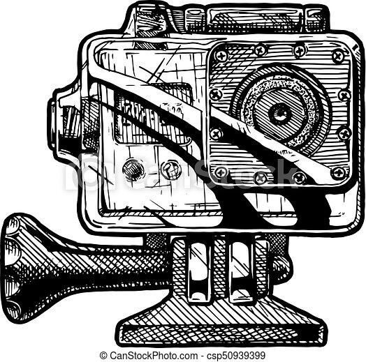 illustration-of-action-camera-drawing_csp50939399.jpg