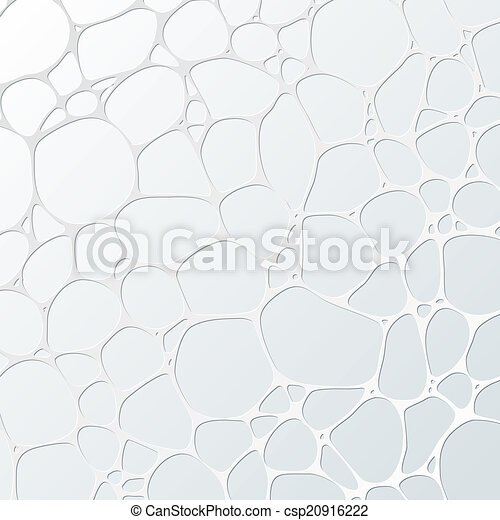 illustration of an abstract cellular futuristic background - csp20916222