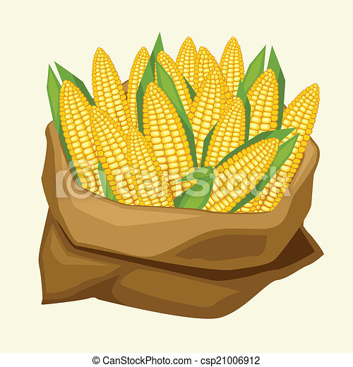 sweetcorn clip art and stock illustrations 1 177 sweetcorn eps rh canstockphoto com corn clipart black and white corn clipart black and white