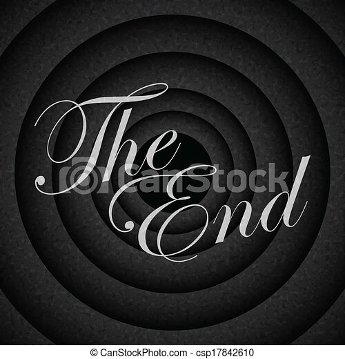 Illustration vendange fin sombre cercles vecteur for Fond ecran sombre