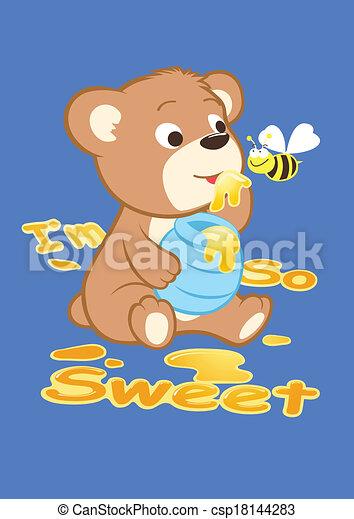 I'm so sweet - csp18144283