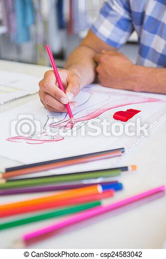 Image Crayon Colore Etudiant Universite Dessin